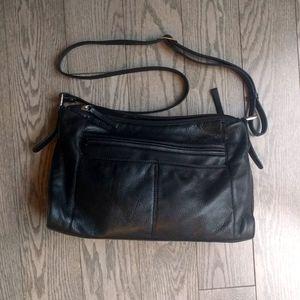 Genuine leather bag by Derek Alexander 🍀